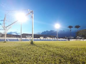 Estádio de Ibicuí é reinaugurado após reforma do Governo do Estado