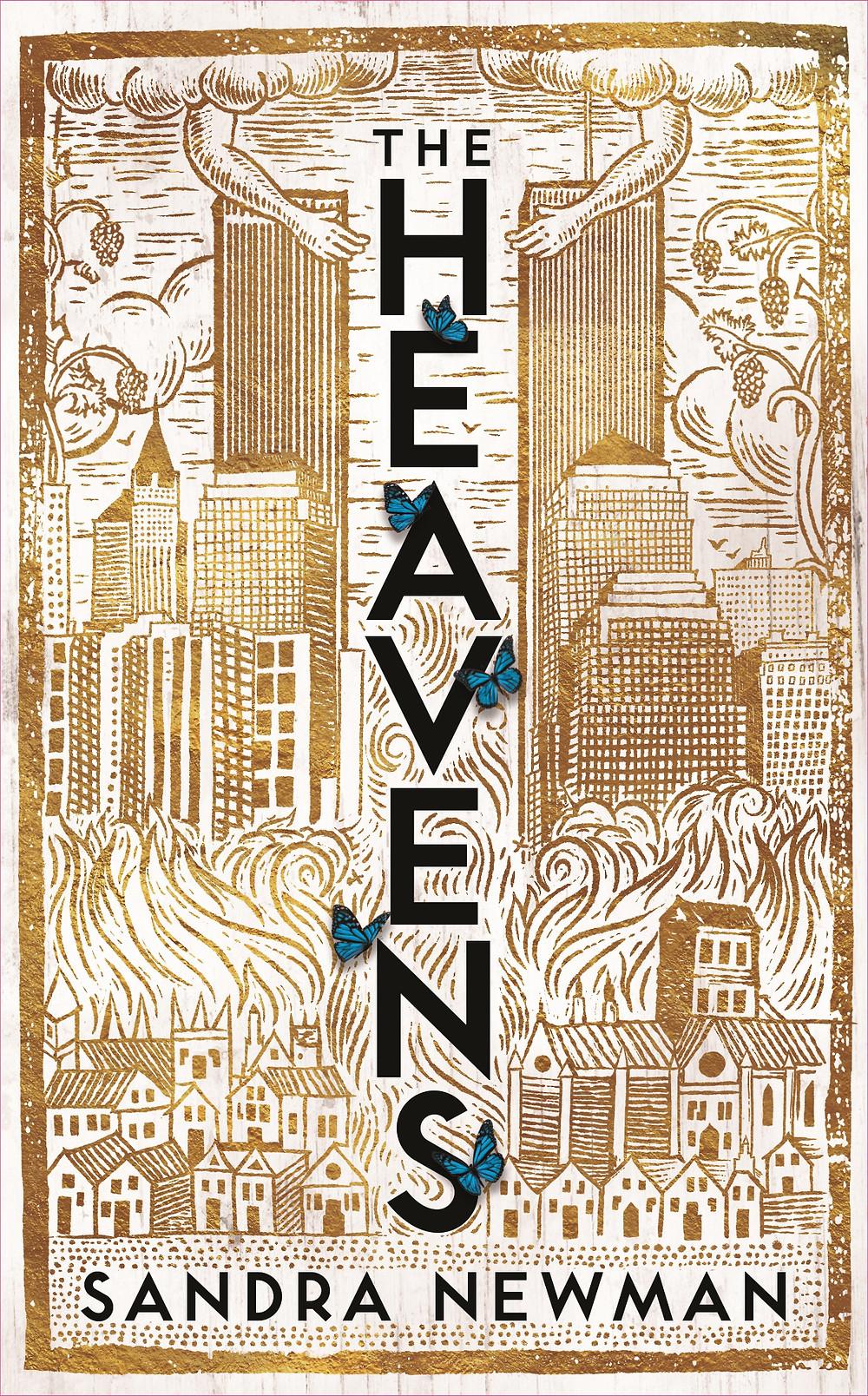 The Heavens By Sandra Newman 216 pages. 2019. The Book Slut book reviews, thebookslut. thebookslut.com