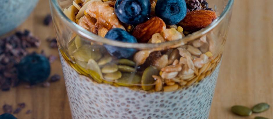 Hormone-Balancing Chia Pudding