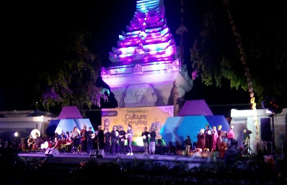 Culture Everyday adalah salah satu event yang penyelenggaraanya dilaksanakan di Taman Blambangan