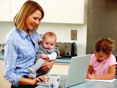 Le mamme migliori sono quelle che lavorano part-time