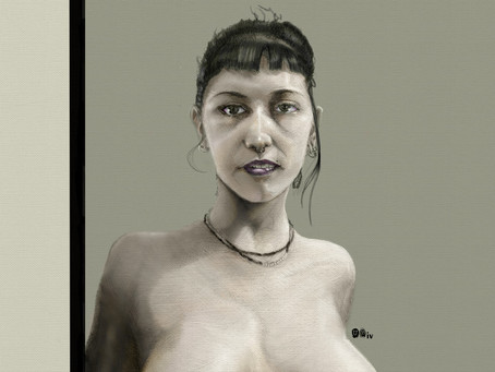 Sketch Sessions - Krita Experimentation (NSFW)
