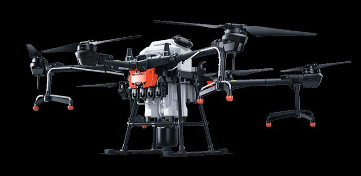 DJI Agras T20 maa- ja metsätalouden drone
