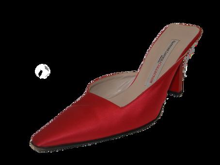Entretenir des chaussures en Satin