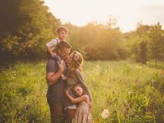 A família em vertigem