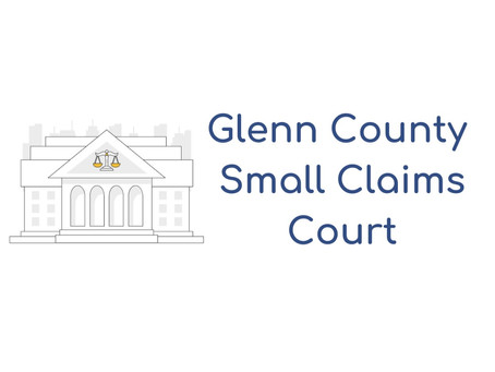 Glenn County Small Claims