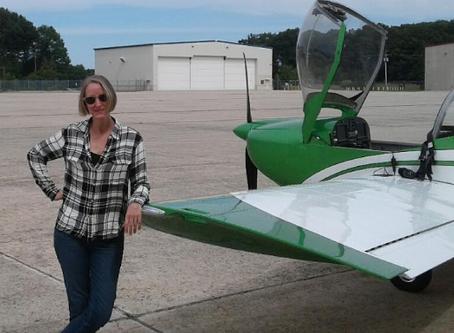 Female Pilot Interview - Cindy F.