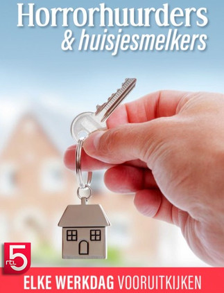 """Dramatic Tension Scores home in Dutch Show """"Horror Tenants & Landlords"""""""