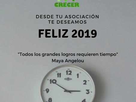 Feliz 2019 !!!!!!