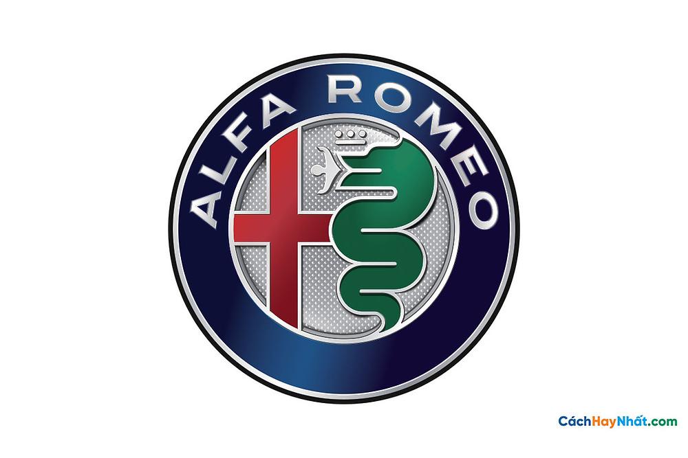 Logo Alfa Romeo JPG