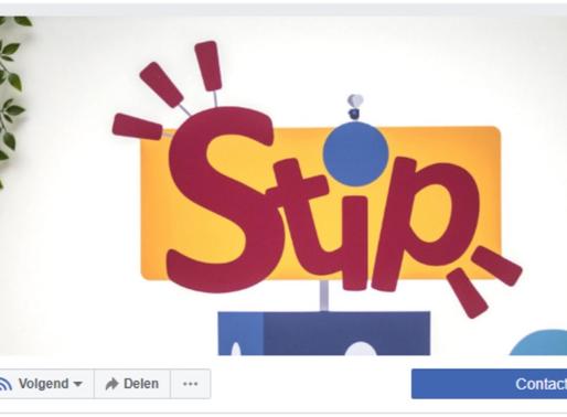 Het STIP heeft nu ook Facebook!