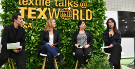 Sustainability and Manufacturing at TexWorld, Fashion Textile Convention