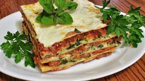 Zdravé lasagne bez lepku