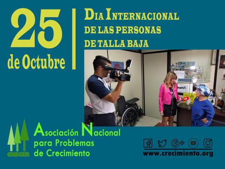 25-10-2018 Día Internacional de las Personas con Talla Baja