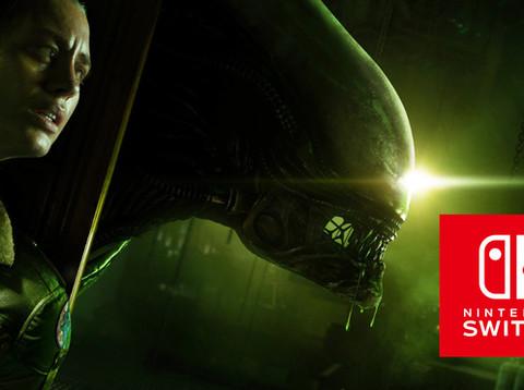 Alien: Isolation erscheint für Nintendo Switch