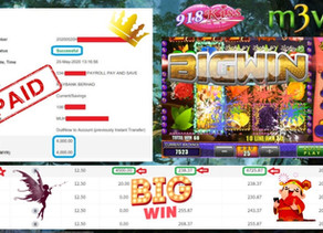 Fairy Garden slot game tips to win RM4000 in 918kiss