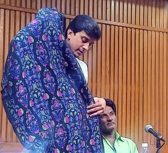 Qureshi & Ramzani Jangla motif