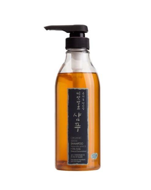 Whamisa shampoing bio et naturel; cheveux gras
