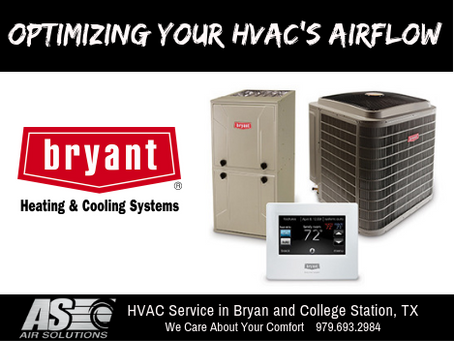 Optimizing Your HVAC's Airflow