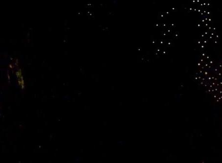 ISS:n videolla satoja valoaluksia