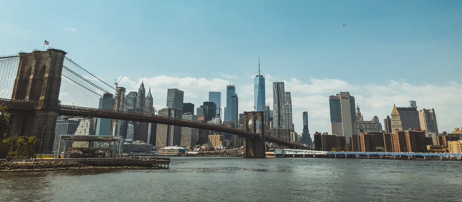 A Few of My Favorite Things - Lower Manhattan