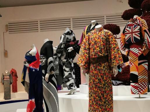 Kimono Fashion - Kyoto to Catwalk.