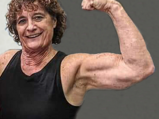 "If Donna Lovetro Wrote the Song ""When I'm 64"" It Would Have Included ""Set A Power Lifting Record"""