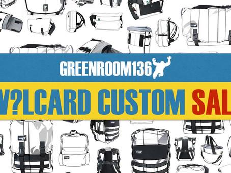 2017 W?ldcard Custom Sale!