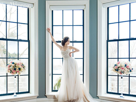 A Disney's Frozen Styled Shoot Featuring Our Audrey!