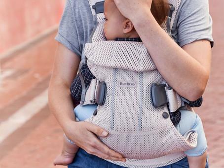 Nouveau porte bébé - BABYBJORN