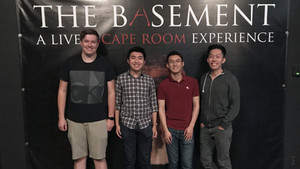Review: Chapter 2: The Elevator Shaft | The Basement LA