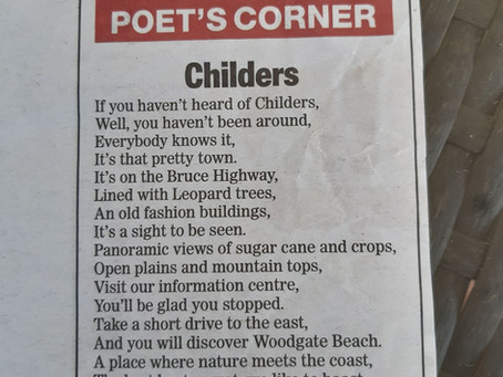 Childers Poem