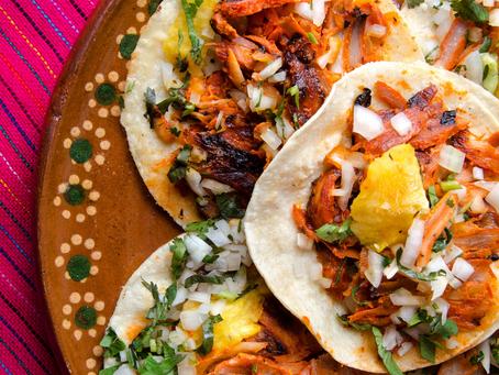 Nunca has Probado la Verdadera Comida Mexicana.