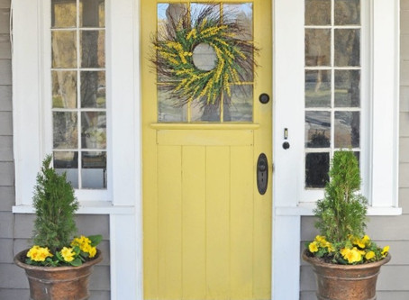 How to add quick curb appeal