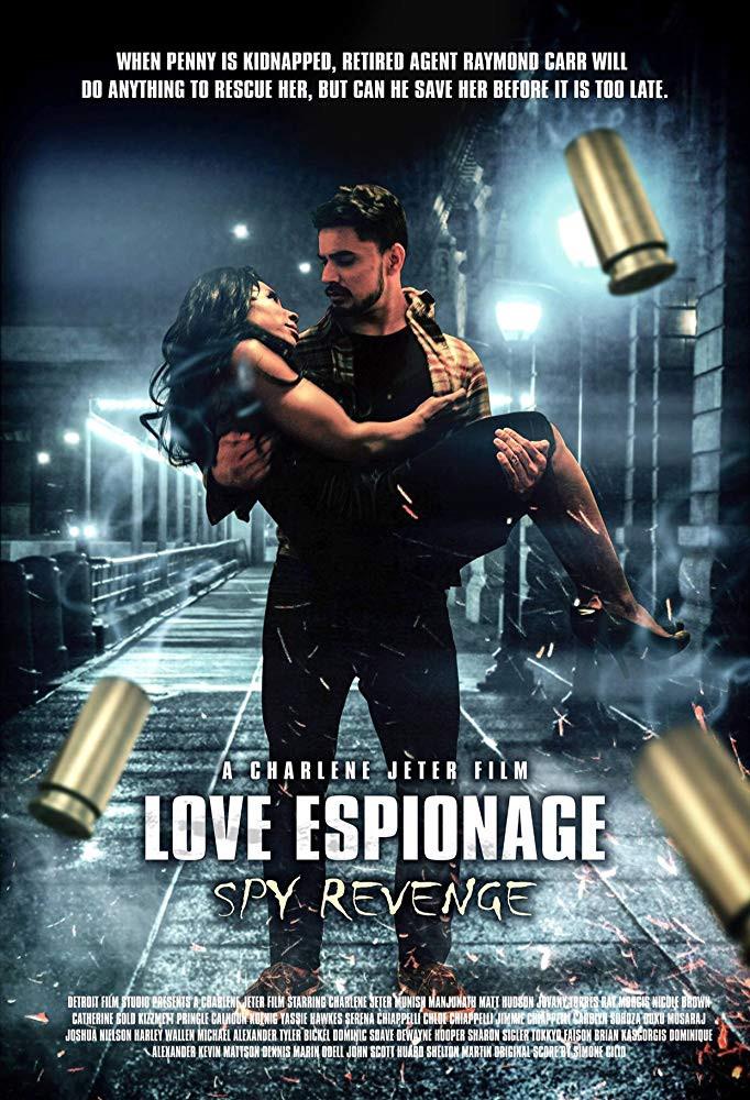 Love Espionage: Spy Revenge movie poster