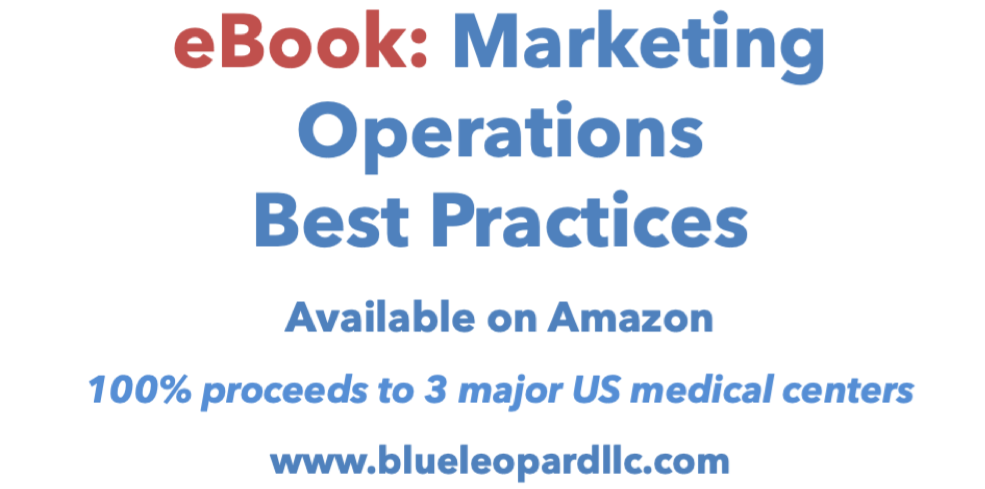 Marketing Operations Best Practices