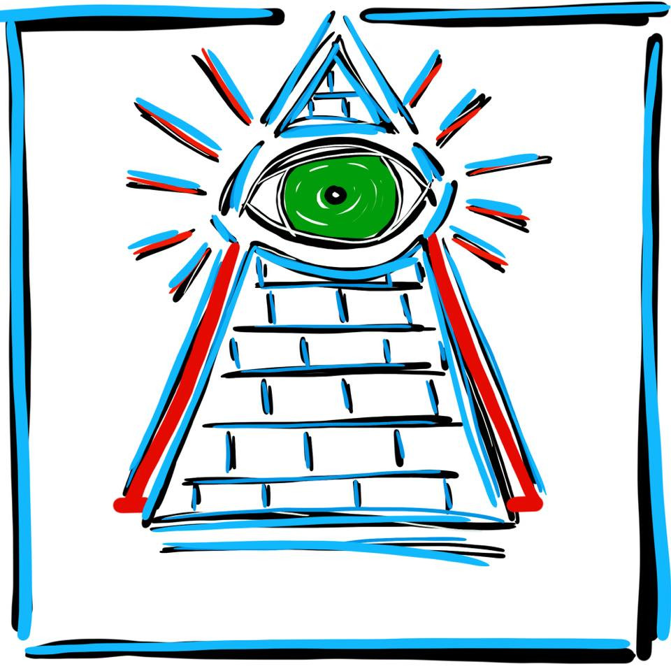 Freemasonry - Playing around with cover art