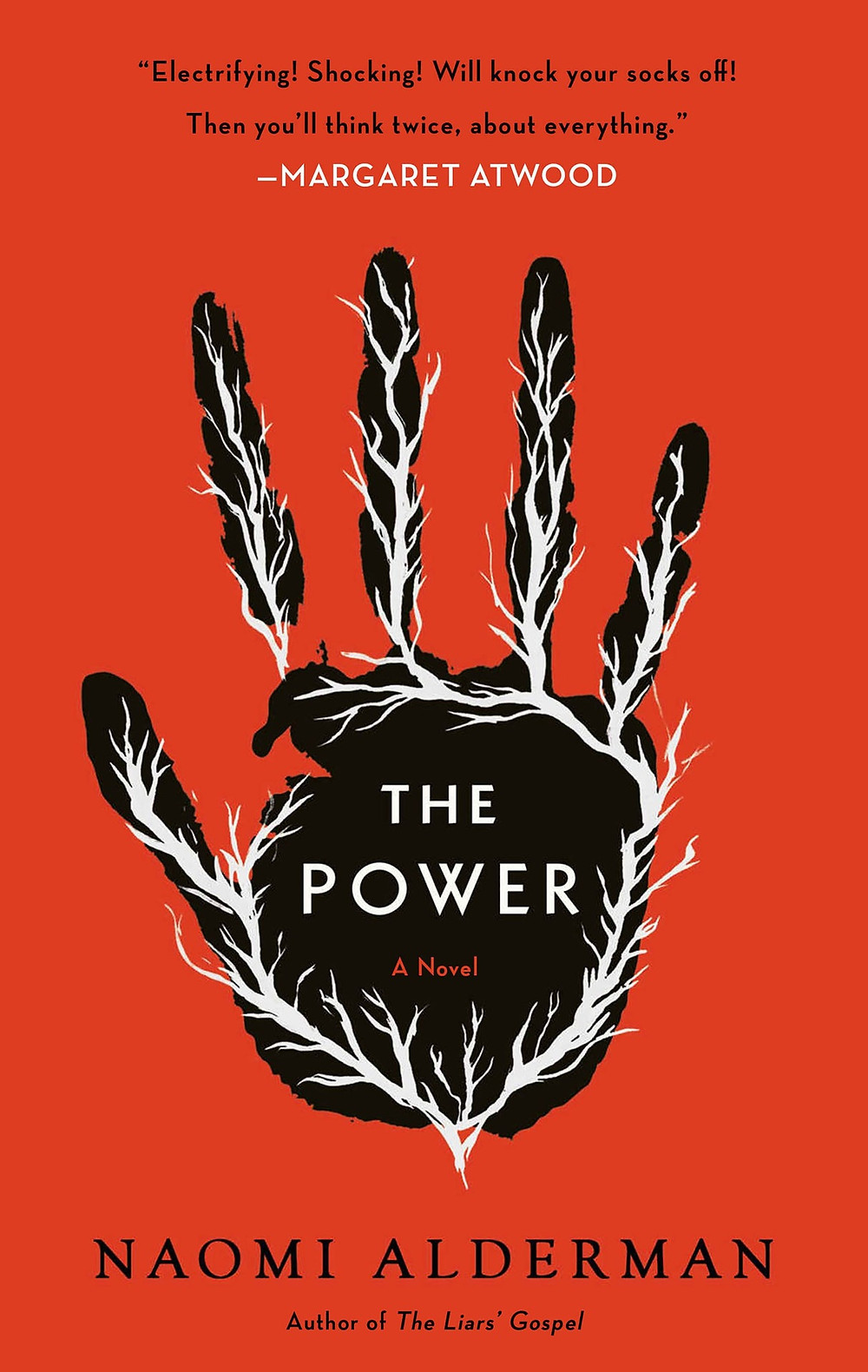 The Power by Naomi Alderman : the book slut book reviews thebookslut