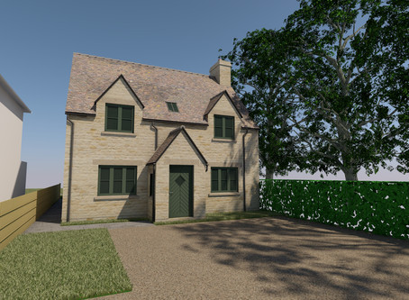 Planning consent gained for new dwelling in Coates