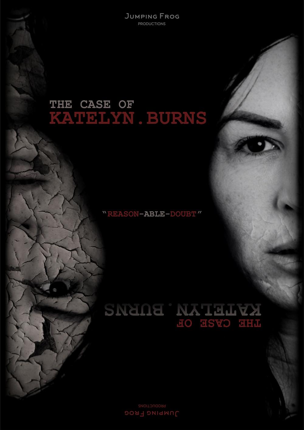 The Case of Katelyn Burns short film poster