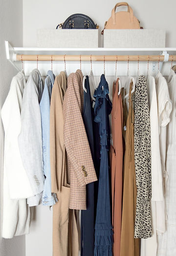A Capsule Wardrobe for a Fashion Influencer