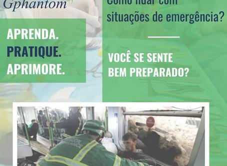 Como podemos estar preparados para situações de emergência?
