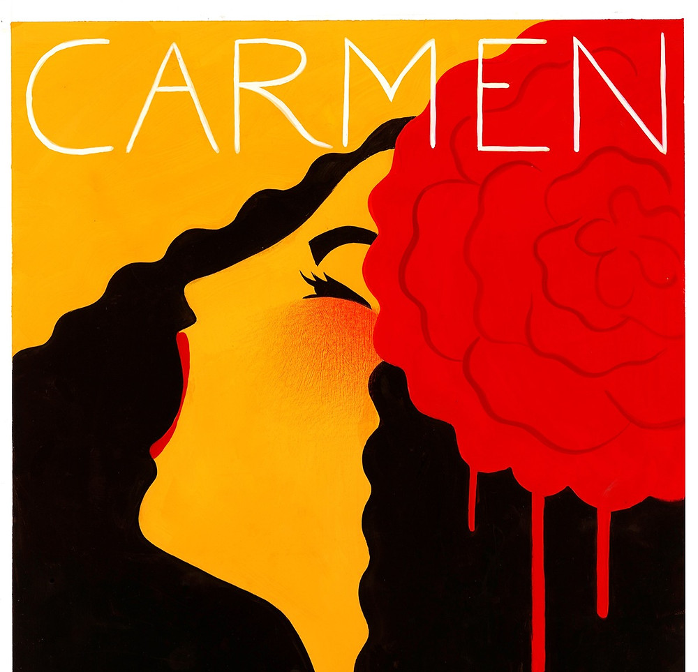 """Georges Bizet's opera """"Carmen"""".  Part of the Qwiz5 series by Qwiz Quizbowl Camp, written to help quiz bowl teams power more tossups!"""