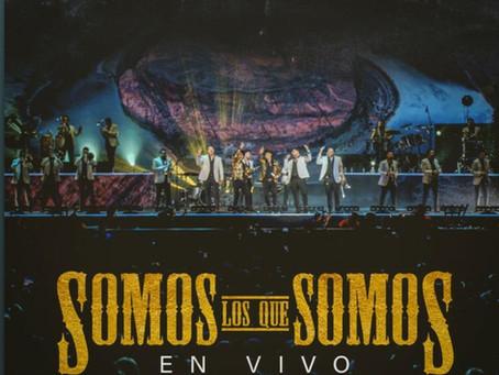 """Los 2 de la S ft Banda MS estrenan """"Somos los que somos"""" (en vivo)"""