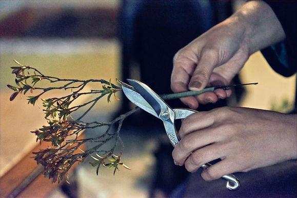 Ikebana the art of Japanese Flower Arranging