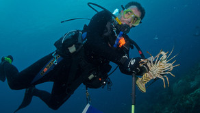 USAMRIID Maintenance Quality Assurance Specialist Rick DeYoung Dives in the Deep Waters of Adventure