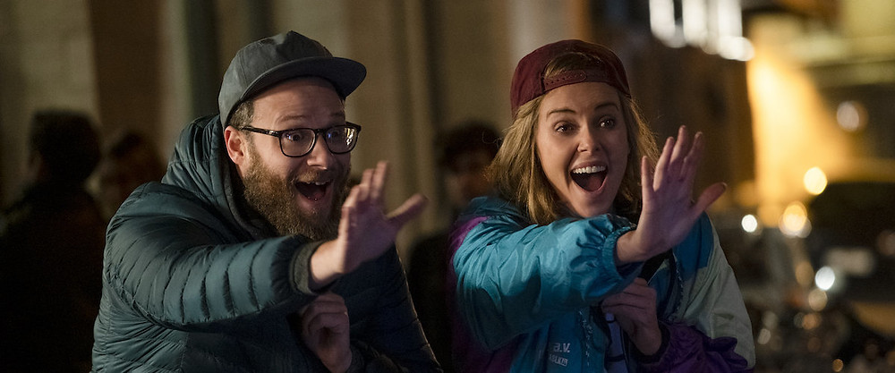 Long Shot film review UK