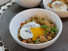 Not Your Typical Fried Rice