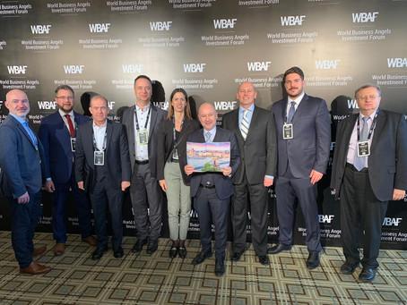 A világ egyik legjelentősebb befektetési eseményén vett részt a magyar startup delegáció