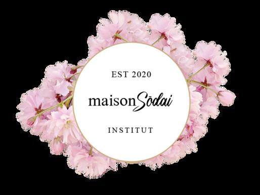 Création / Logo & Charte Maison Sodaï